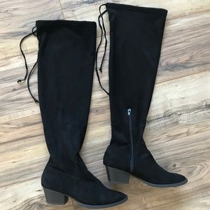 2/$40 BNWOT Over the Knee Boots